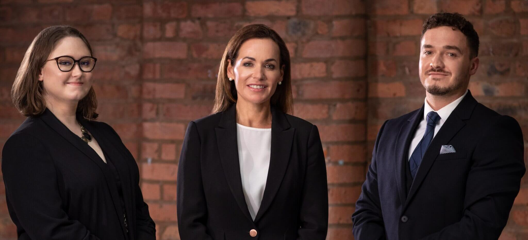 McAlister Family Law new recruits