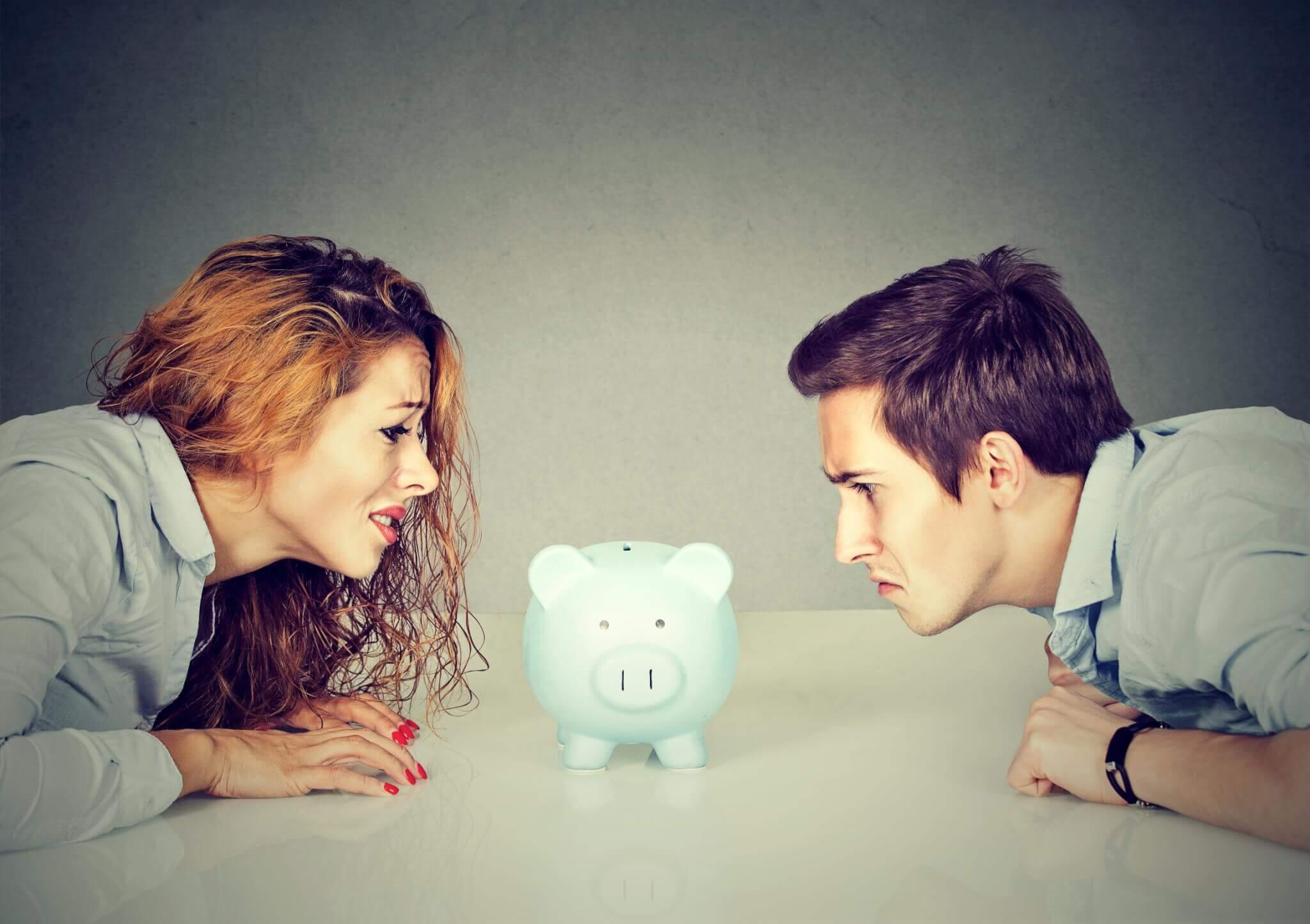 bonuses and divorce