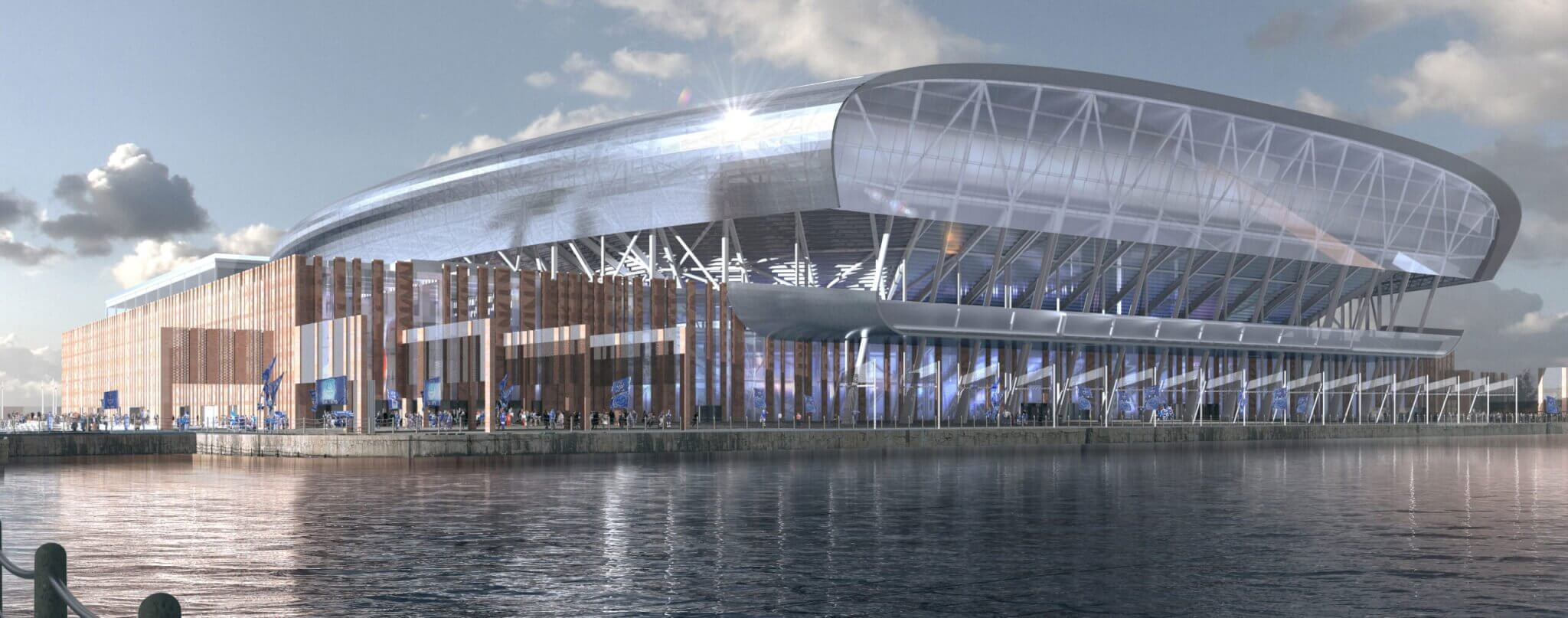 Everton FC new stadium
