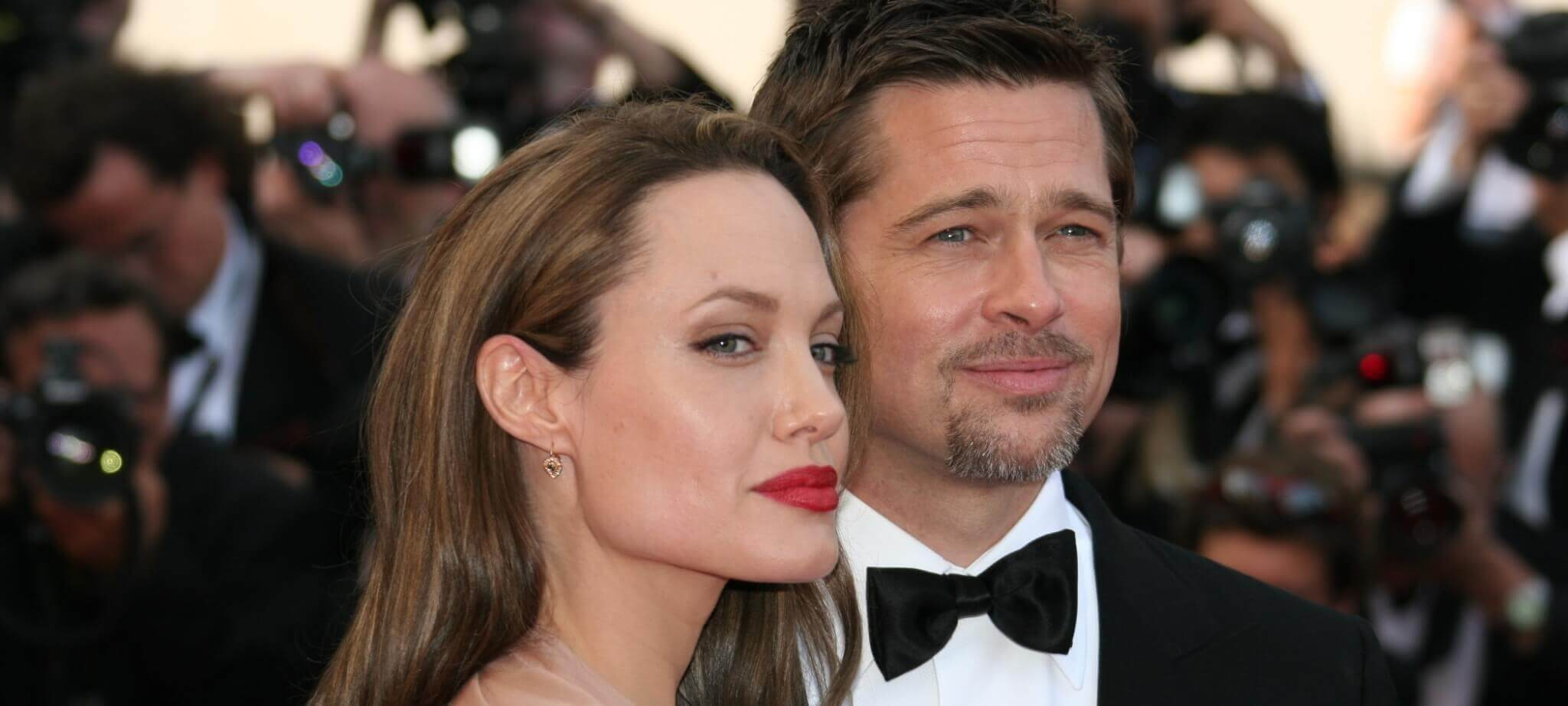 Jolie Pitt domestic abuse and divorce
