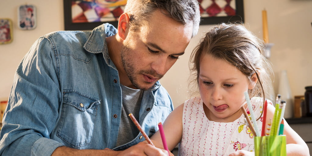 home schooling and shared care