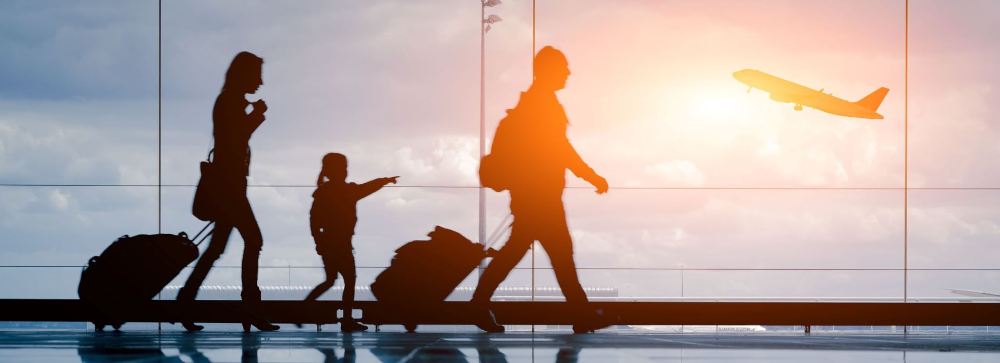 separated parents and travel during covid