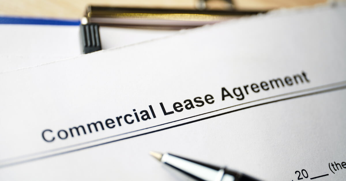 Fundamentals of leasing 2 commercial lease